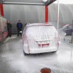 Budowa myjni bezdotykowych